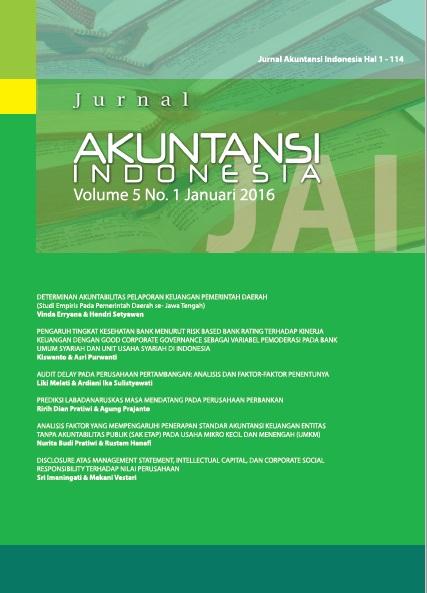 Vol. 5 No. 1